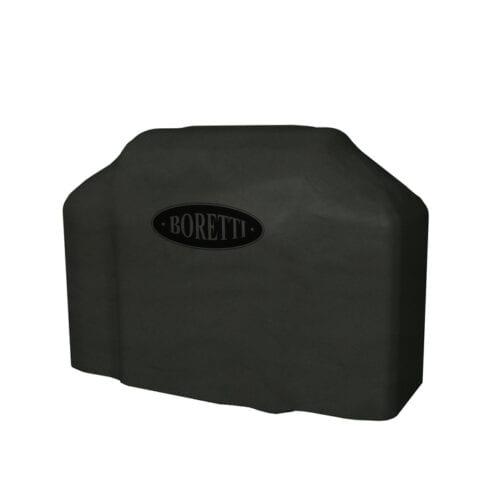 Paket Ibrido gasolgrill + skydd + Verktyg + Rotisserie