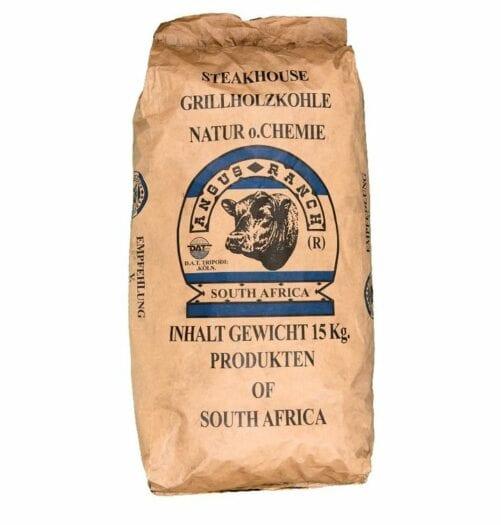Träkol 15 kg Black Ranch Acacia