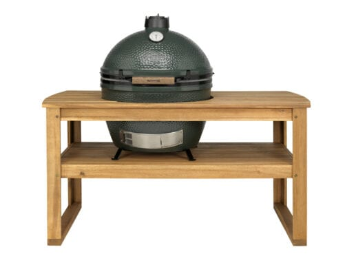 Big Green Egg - Acacia Table XL - excluding casters
